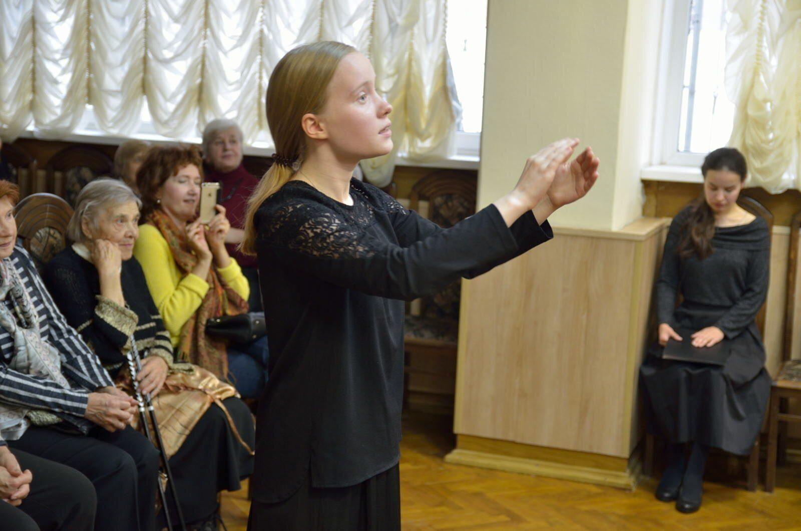 "Камерный хор ""Зарянка"""