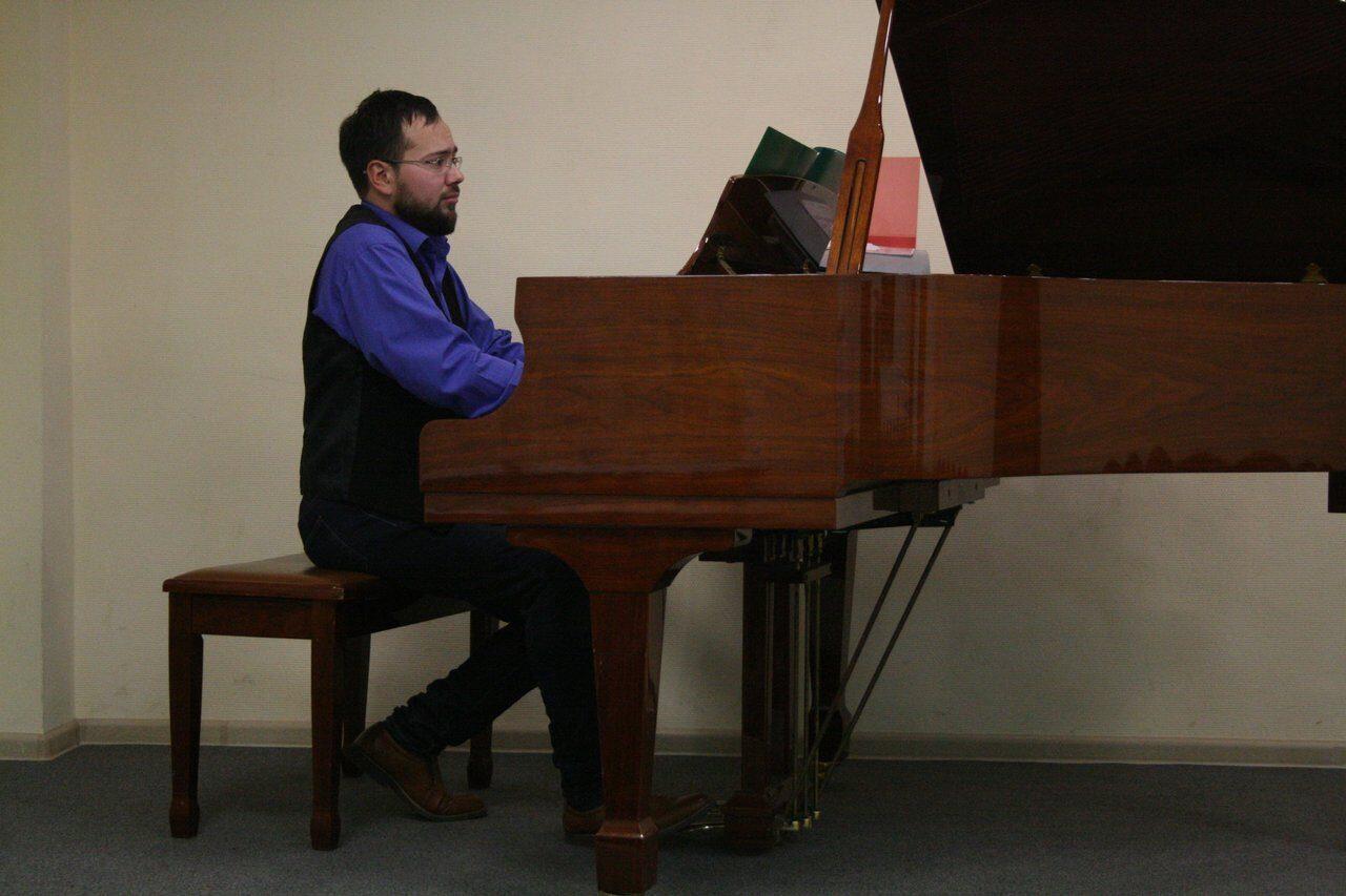 Концерт фортепиано
