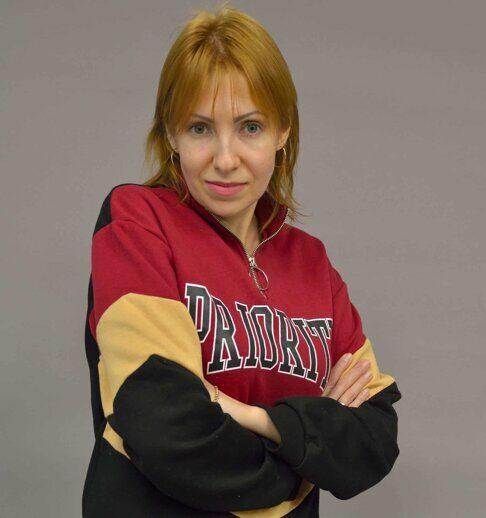 Кислякова Ксения Викторовна
