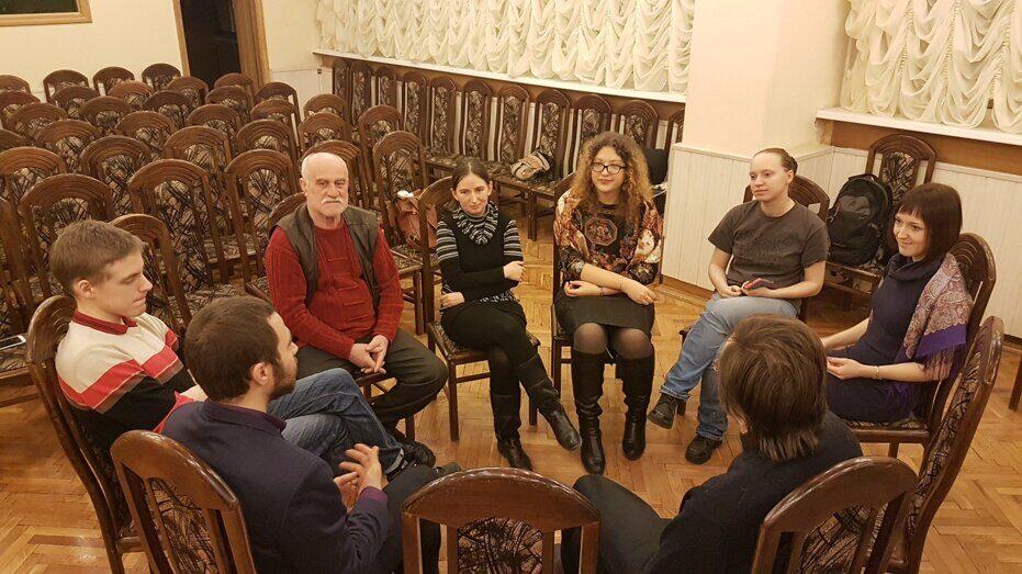 Литературный клуб «Лабиринты»